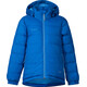 Bergans Kids Dyna Down Jacket Athens Blue/Light Winter Sky